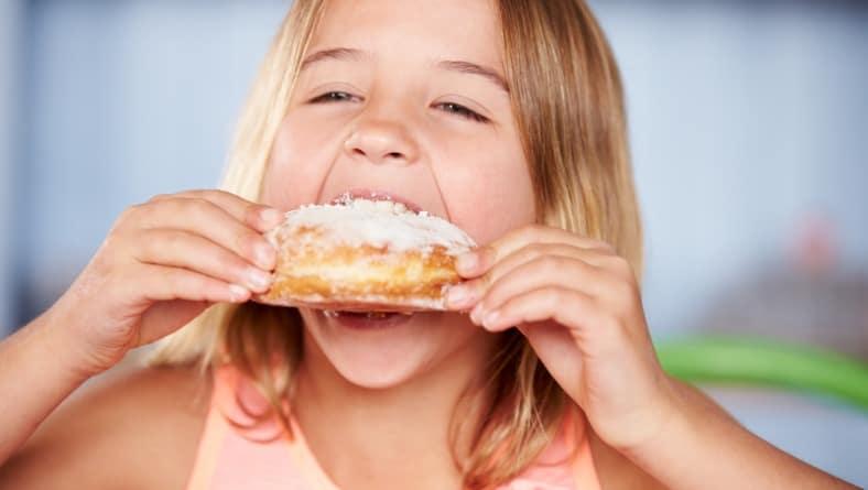 Наднормено тегло при децата – режим за отслабване