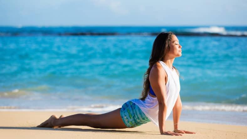 Отслабване с йога – подходящи упражнения