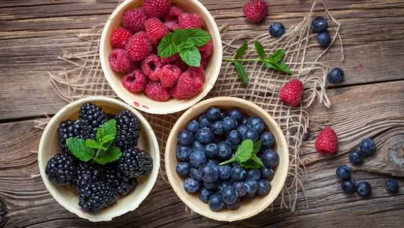 Храни, богати на фибри за идеалната лятна диета