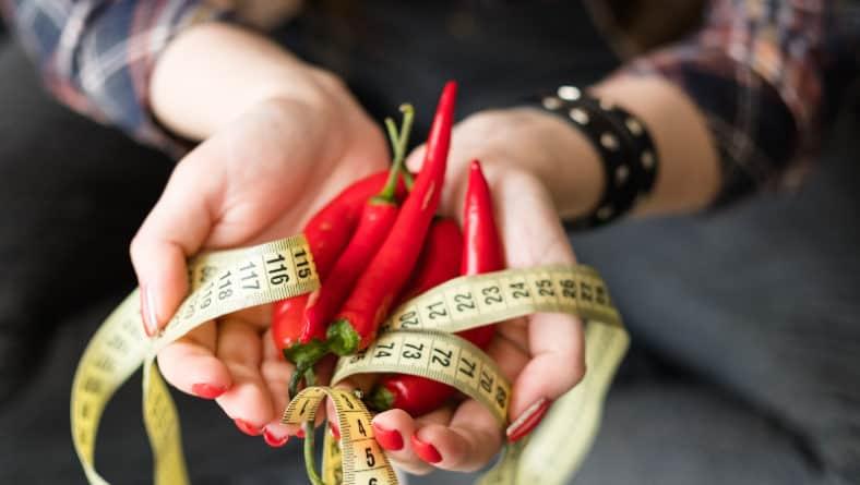 Ускоряване на метаболизма с термогенични храни и напитки
