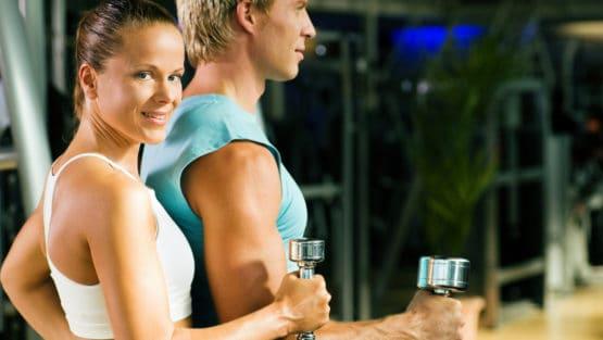 Срещу мазнини по корема – повече упражнения с тежести!