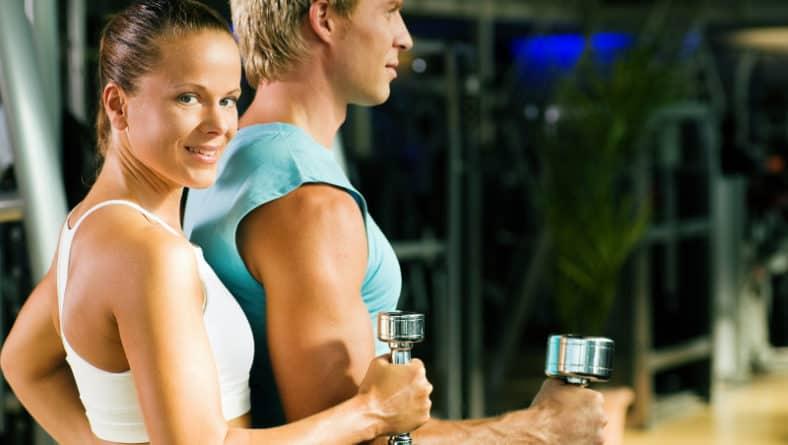 Премахване на коремни мазнини – тежестите помагат!