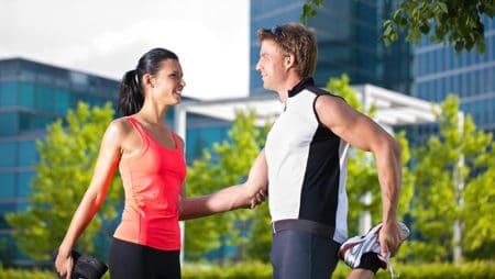 Спорт за отслабване – тренировки на открито през лятото